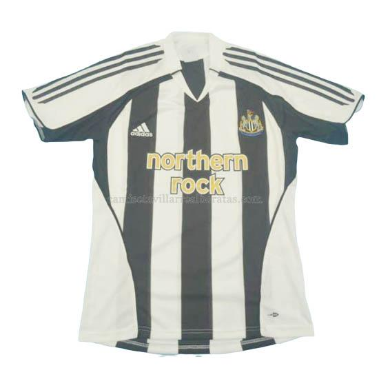 camiseta retro del newcastle united del 1ª equipación 2005-2006