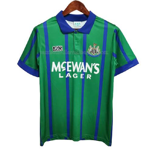 camiseta retro del newcastle united del 2ª equipación 1994-1995